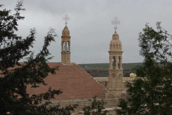 ساخت اولین کلیسا در ترکیه پس از حدود یک قرن