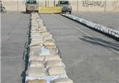 کشف یک تن مواد مخدر در مرزهای سیستان و بلوچستان