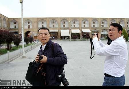 میز گردشگری در اصفهان افتتاح شد