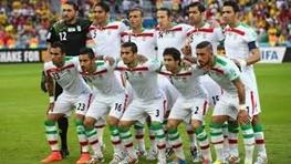 تیم ملی ایران از جام ملتها حذف شد