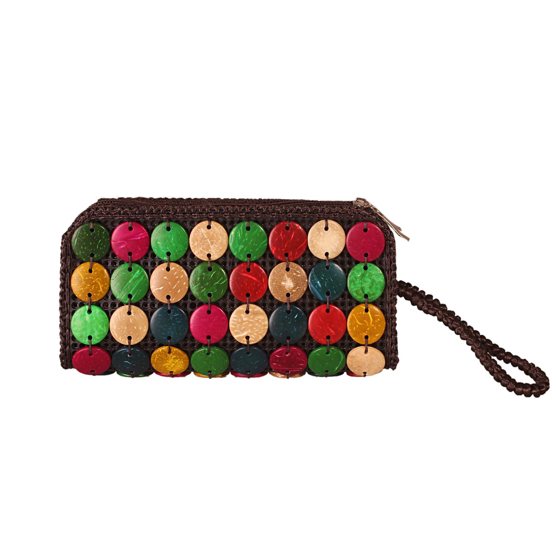 کیف بزرگ پولکی