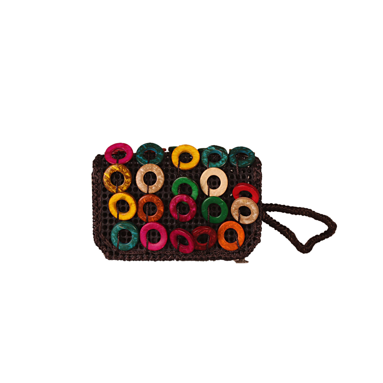 کیف کوچک پولکی