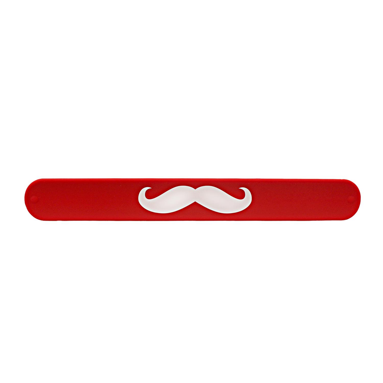 دستبند ضربهای Mustasha قرمز