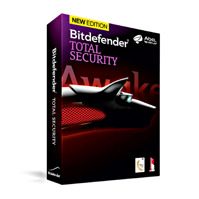 آنتی ویروس Bitdefender Total security تک کاربر