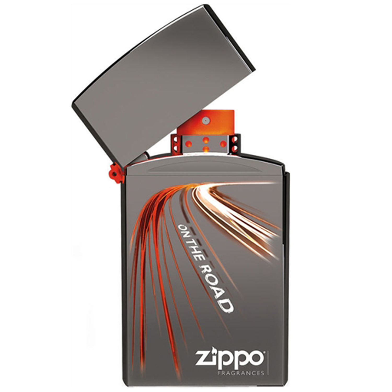 ادکلن مردانه ی زیپو آن د رود (Zippo On The Road)