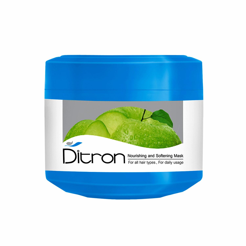 ماسک موی سیب دیترون تغذیه کننده و نرم کننده 400گرمی