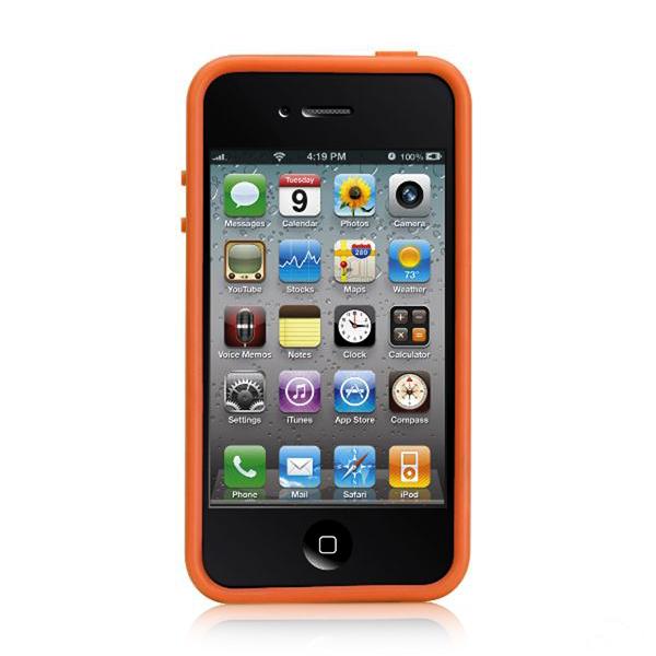 بامپر Apple iPhone 4-4S MC672ZM نارنجی