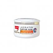 ماسک کراتینه لولن ترمیم کننده و تقویت کننده موهای آسیب دیده از حرارت سشوار 200 میلی گرمی