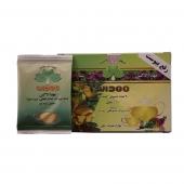 دمنوش گیاهی کیسهای مهدا لاکس(ملین، مسهل و رفع یبوست)