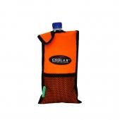 کیف عایق بطری کولاکس نارنجی 0.5 لیتری