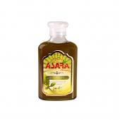 شامپو گیاهی آسارا مخصوص موهای معمولی 250 میلیلیتری