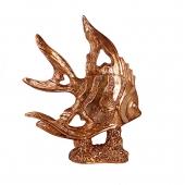 مجسمه ماهی طلایی تزئینی