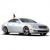پرچم آلمان مخصوص نصب روی ماشین