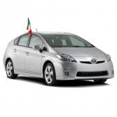 پرچم ایتالیا مخصوص نصب روی ماشین