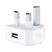 شارژر 3 شاخه Apple MD812B 5W USB