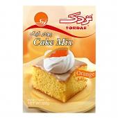 پودر کیک پرتقالی تردک 500 گرمی
