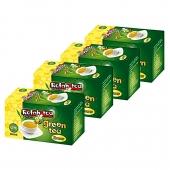پک 4 تایی چای سبز جنسینگ رفاه