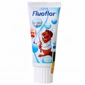 خمیر دندان کودک Fluoflor 50ML مخصوص کودکان 7 سال به بالا