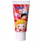 خمیر دندان کودک Fluoflor 50ML مخصوص کودکان 6-3 سال