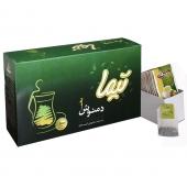 چای سبز کیسه ای تیما