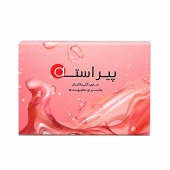 صابون آنتی باکتریال روشن کننده پیراسته 125 گرمی