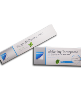 بسته سفید کننده دندان
