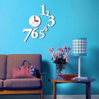 ساعت آیینه ای پلکسی کد SA2