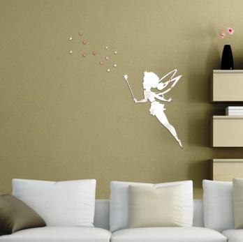 آیینه کد 23 طرح فرشته و ستاره