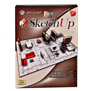 نرم افزار آموزشی Sketch UP