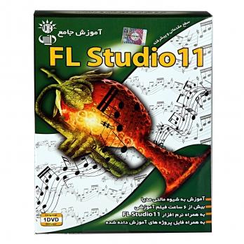 نرم افزار آموزشی FL studio 11