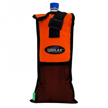 کیف عایق بطری کولاکس نارنجی 1.5 لیتری