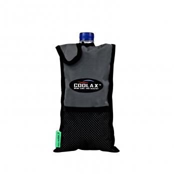 کیف عایق بطری کولاکس خاکی - نوک مدادی 0.5 لیتری
