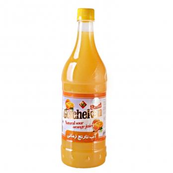 آب نارنج گلچکان 1لیتری (دفع سنگ کلیه، تنظیم فشار خون)