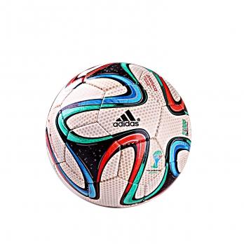 توپ فوتبال طرح جام جهانی بتا سایز5 چرم