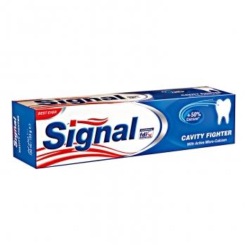 خمیر دندان ضد پوسیدگی دبل کلسیم سیگنال