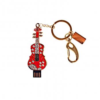 فلش مموری طرح گیتار 8GB
