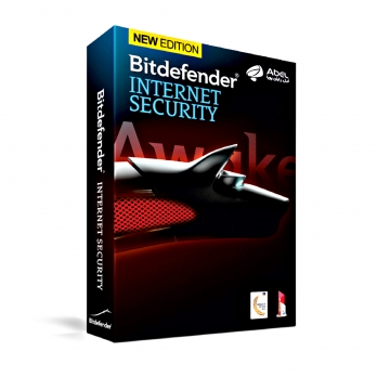 آنتی ویروس Bitdefender Internet security سه کاربر
