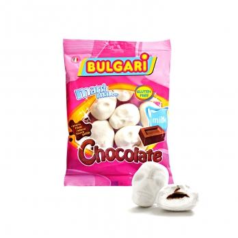 مارشمالو جمجمه بولگاری با مغز شکلات