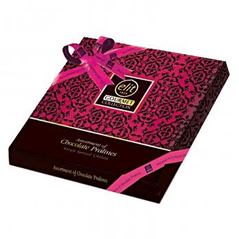 شکلات کادویی اسپشیال الیت پرالین صورتی