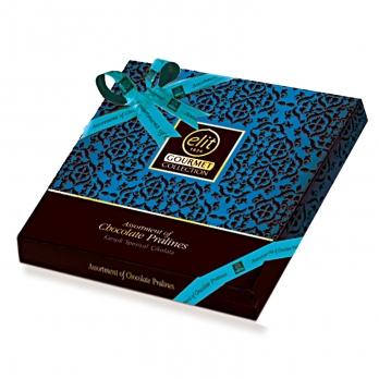 شکلات کادویی اسپشیال الیت پرالین آبی
