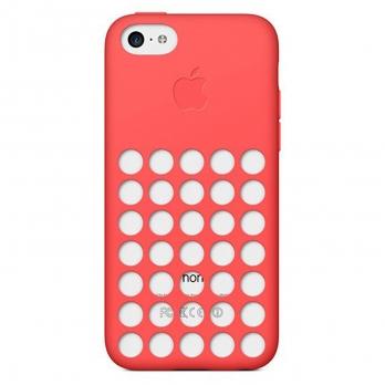 قاب گوشی iPhone 5C MF036FE صورتی