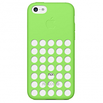 قاب گوشی iPhone 5C MF037ZM سبز