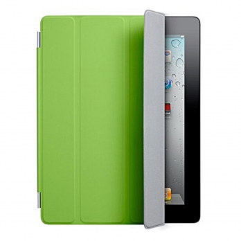 کاور Apple iPad,2,3,4  Smart سبز