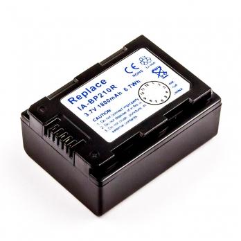 باتری دوربین فیلمبرداری Samsung IA-BP210E