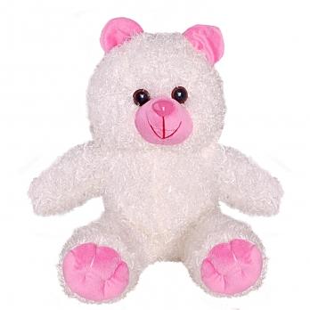 عروسک خرس مگنولیا سایز3 سفید
