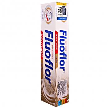 خمیردندان Fluoflor 75ML مراقبت کامل