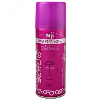 اسپری Nji Echoo زنانه Nji Echoo Spray For Women