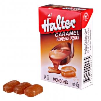 آبنبات رژیمی و دیابتی Halter با طعم کارامل