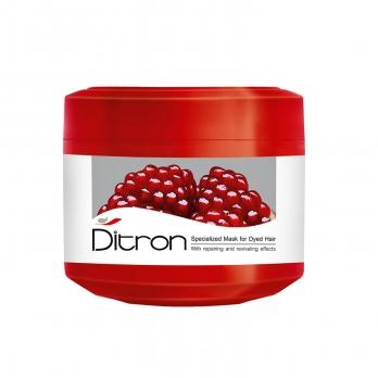 ماسک موی انار دیترون مخصوص موهای رنگشده 400گرمی