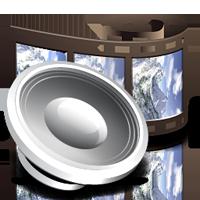 برنامه های صوتی تصویری